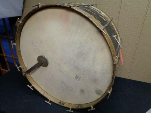 Vintage Leedy Spartan Concert/Marching Bass Drum