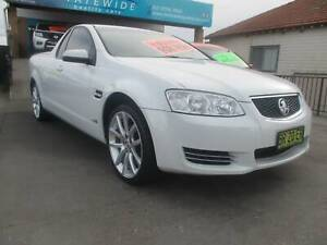 2012 Holden Commodore OMEGA Automatic Ute Yagoona Bankstown Area Preview