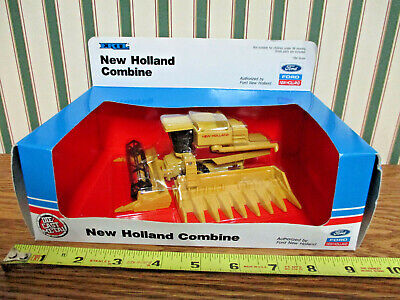 New Holland TR Series Combine By Ertl 1/64th Scale >