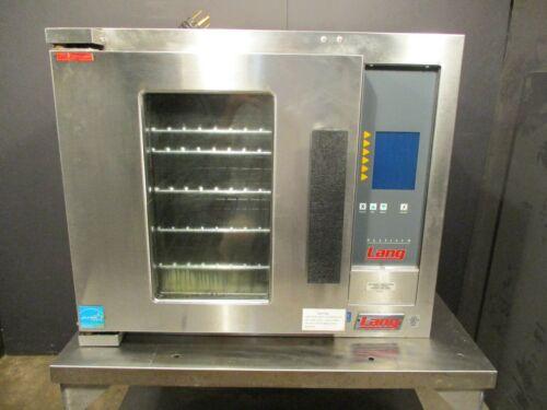 CONVECTION OVEN HALF SIZE / LANG PLATINUM / ELECTRIC 208V    $3400 NICE!!
