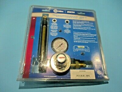 New Miller Smith 32-30-580 Cga580 Regulator 58-18 Outlet Argonco2