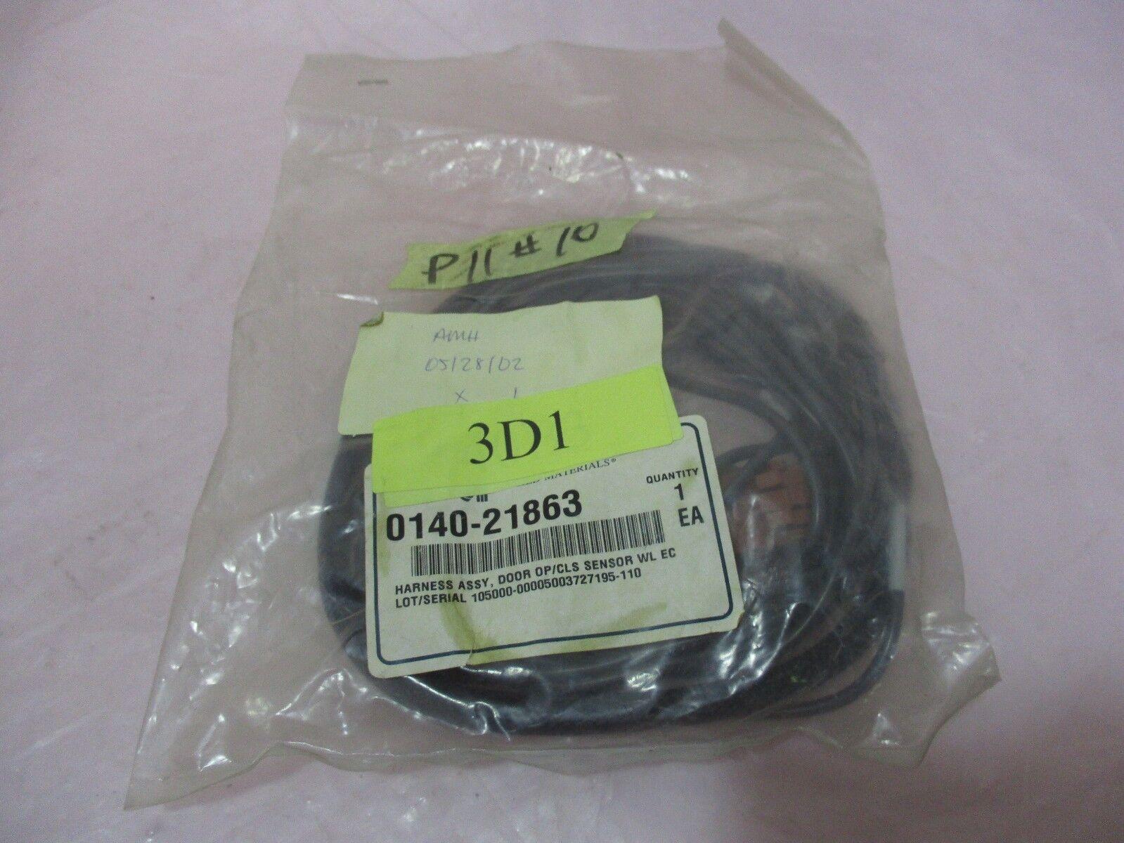 AMAT 0140-21863 Harness Assembly, Door OP/CLS Sensor WL EC, 420332