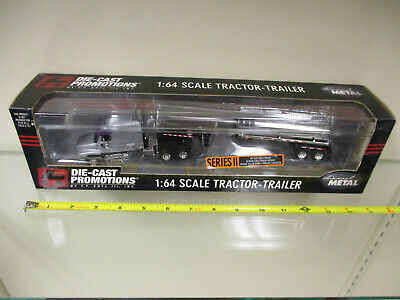Blincoe Freightliner Semi w/ Chrome Tanker by Die-Cast Promotions 1/64th Scale!