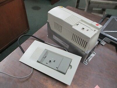 Abb Ac Drive Ach401600632 7.5hp 3ph No Keypad Used