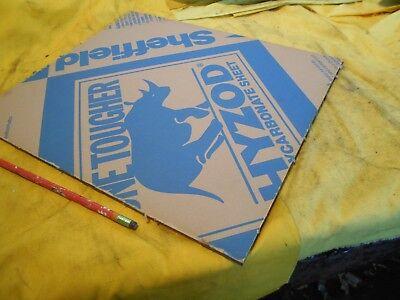 Hyzod Clear Polycarbonate Sheet Glazing Plastic Flat Stock 14 X 13 14 X 15