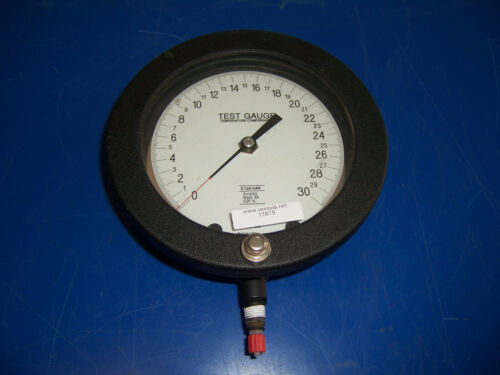 11675 ASHCROFT 0 - 30psi TEST GAUGE