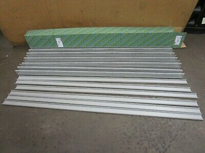 Phoenix Contact Cd 60x80 Open Slotted Pvc Wire Cable Duct Lot Of 6