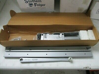 New Lcn Security Door Closer Model 4514t Fp Lh Torx Alum Smoothee