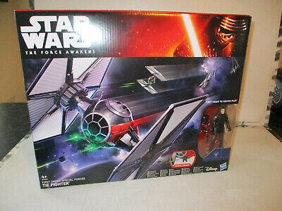 STAR WARS The Force Awakens First Order Special Forces TieFighter Brand New lot1