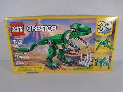 LEGO CREATOR--MIGHTY DINOSAURS T REX SET (NEW) 31058