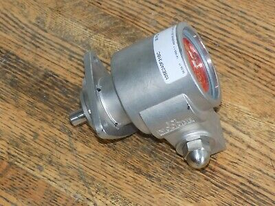 Procon 105e240f31bc Stainless Steel Rotary Vane Pump