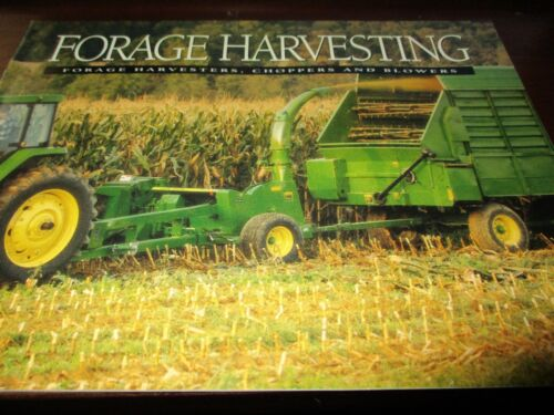 "John Deere ""Forage Harvesting"" Sales Brochure 1995"