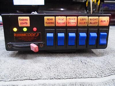 Code 3 Rocker Max Pak 440-l6