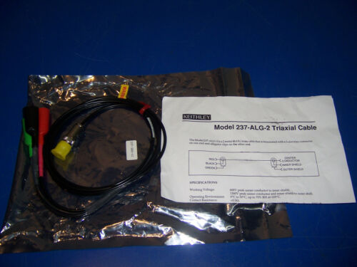 11673 KEITHLEY 237-ALG-2 TRIAXIAL CABLE
