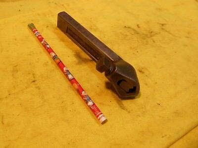 Clark Usa No. 61-l Engine Lathe Metal Turning Tool Holder 316 - 38 Bit