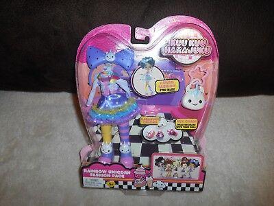 Dolls & Bears Dolls Kuu Kuu Harajuku Pink Cupcake Kawaii Fashion Hj5 Accessory Pack Nib Gift