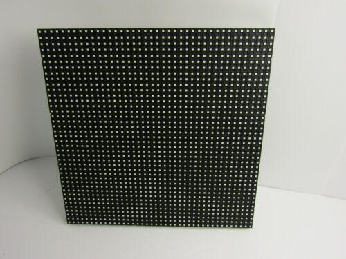 OES indoor scoreboard display modules 240mm x 240mm, 40 x 40 pixels