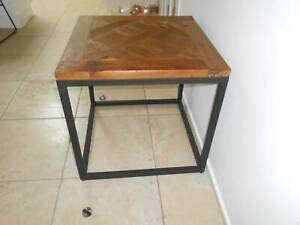 Industrial Reclaimed Wood Table