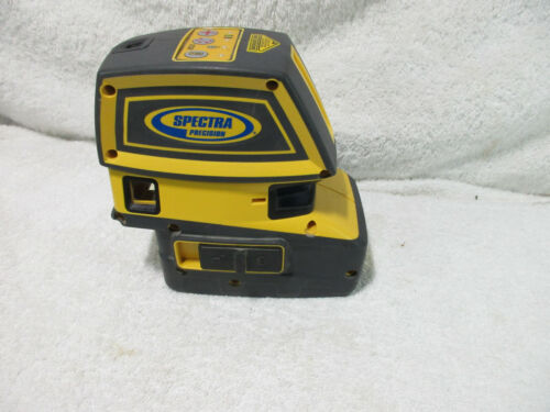Spectra Precision Point & Line Laser Level - LT52 great condition