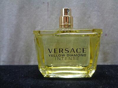 Versace Yellow Diamond Intense 3 oz Spray Tester 95% Full (OAW1)