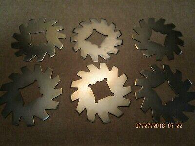 Berkel Tenderizer 704705705s Standard Blade 6 Pack 01-403275-00014