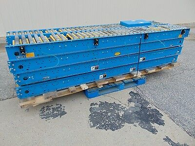 60 Hytrol Driven Belt Conveyor - Gravity Roller Conveyor