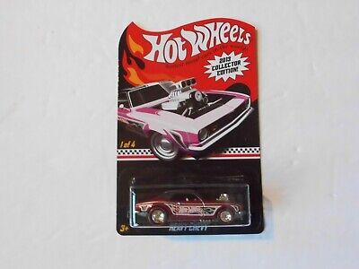 Hot Wheels E-Sheet 2012 Collector Edition /'55 Chevy Panel