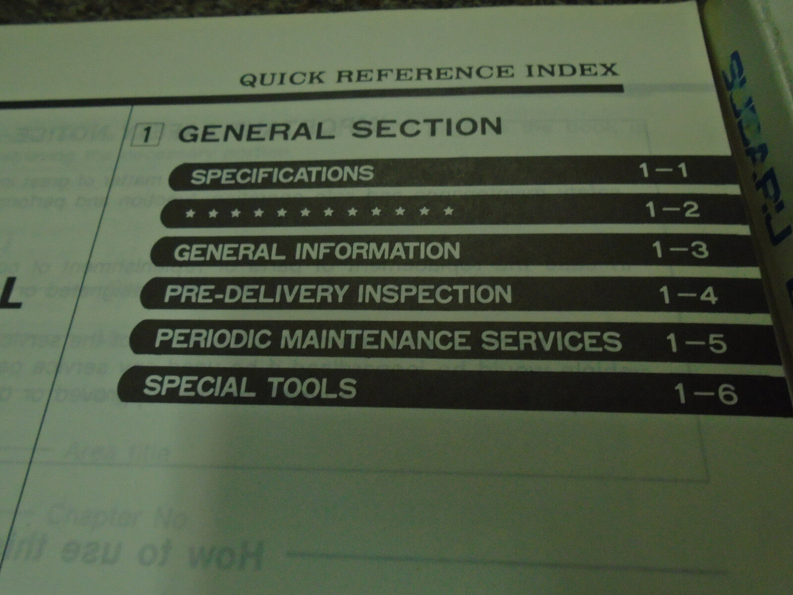 2 of 5 1990 Subaru Legacy Service Repair Shop Manual SET Books Incomplete  FACTORY OEM