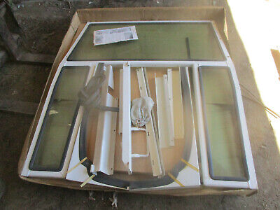 New Old Stock Case 1270 1370 1570 Tractor Cab Enclosure 4 Post Open Rops