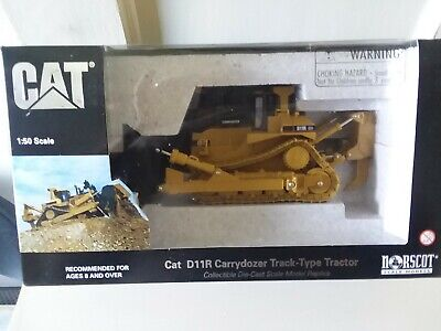 NORSCOT CAT D11R Carrydozer Track Type Tractor 55070