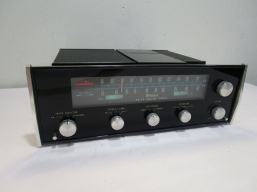Vintage McIntosh MR74 AM/FM Stereo Tuner ------------------------------> Cool!!!