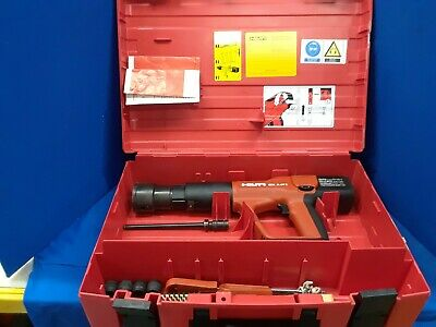 Hilti Dx-a41i Powder Actuated Fastening Systems Kit With Case 190351
