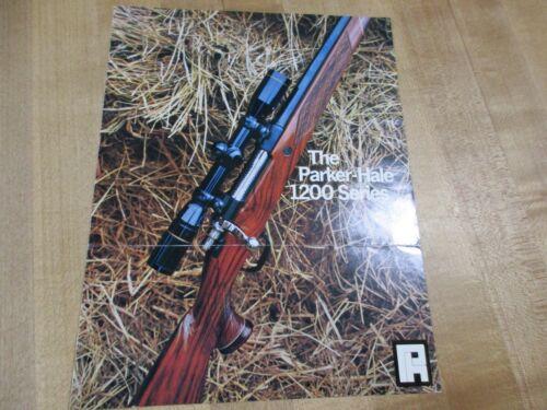 The Parker Hale 1200 Series brochure    (w2)