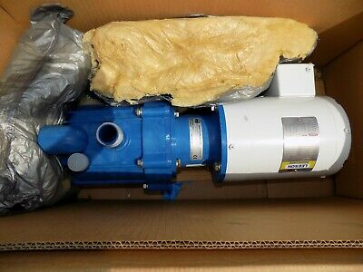 Finish Thompson Sp10p Magnetic Drive Pump 34 Hp 3 Ph Sp10p-3-411