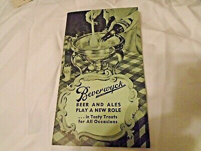 Beverwyck  Albany, New York Pocket Cook Book