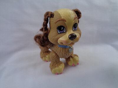 2008 Mattel Fisher Price Snap 'N Style Brown Cocker Spaniel Replacement Pet Dog