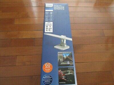 Philips Audio Video HD Wing Indoor/Outdoor Antenna SDV8412C/07