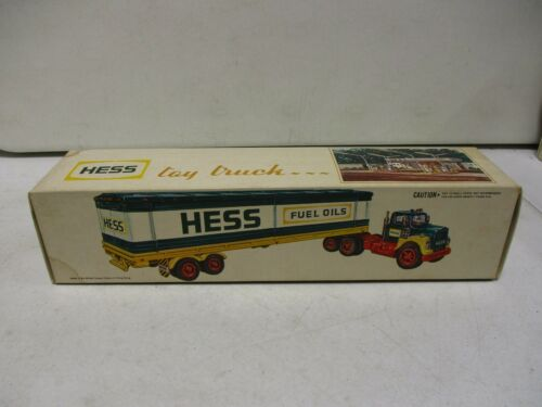 1976 Hess Toy Truck 9/30