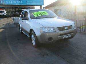 2006 Ford Territory SR Automatic SUV Yagoona Bankstown Area Preview