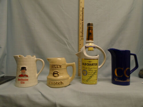 Whiskey water pitchers 4 Miscellaneous