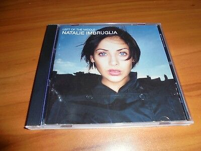 Left Of The Middle By Natalie Imbruglia  Cd  Mar 1998  Rca  Used
