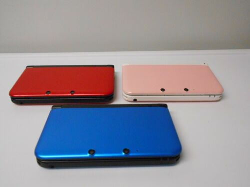 Nintendo 3DS xl Systems w/charger bundle select options & color Free Ship system