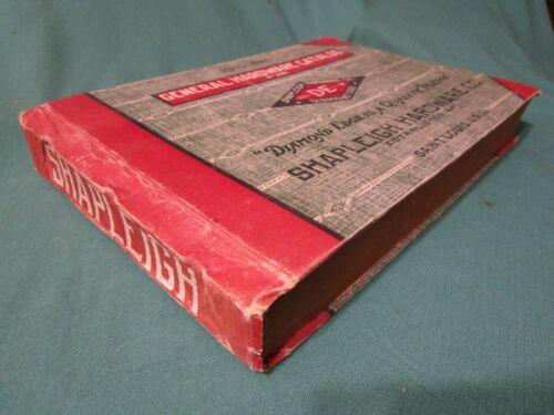 1915-1916 Shapleigh Hardware Diamond Edge Catalog No. 200 St. Louis, USA