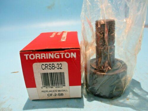 NEW TORRINGTON CRSB-32 CAM FOLLOWER BEARING MCGILL CF-2-SB