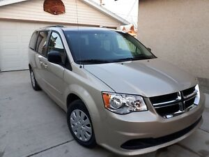 2013 dodge grand caravan in excellent conditions for sale.