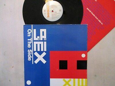 """LP - LA MIX - ON THE SIDE """" A&M 9009 breakout """" von 1989, gebraucht gebraucht kaufen  Tübingen"""