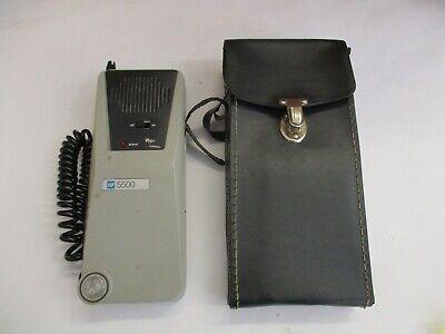Tif5500 Pump Style Automatic Halogen Leak Detector
