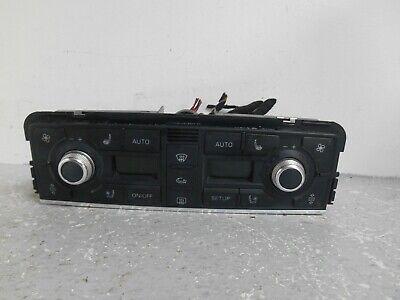2005-2010 AUDI A8 TEMPERATURE CLIMATE CONTROL SWITCH (P6134)