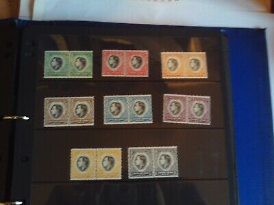 GEORGE VI 1937 CORONATION SOUTH WEST  AFRICA UN MOUNTED MINT