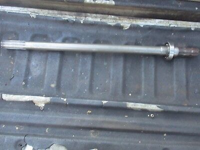 1971 Ford 3000 Gas Farm Tractor Power Take Off Shaft Pto Free Shipping